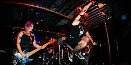 CANCELLED - Revolt-Chix (CA) || Dog Catcher  || Free show || Portland tickets