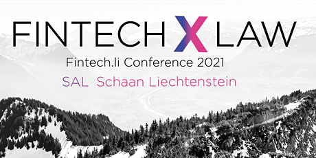 Fintech.li Konferenz 2021 Tickets