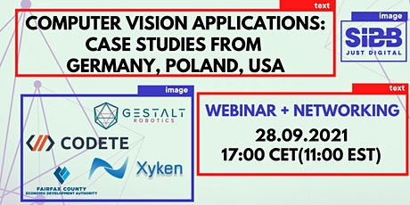 Computer Vision Applications: Case Studies from Germany, Poland, USA billets