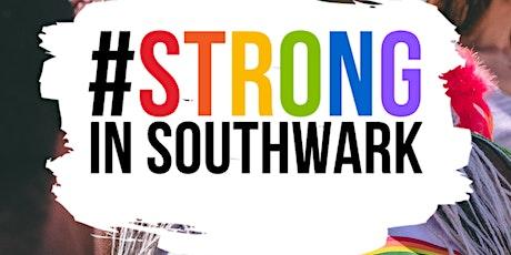Southwark LGBT Network Community Meeting - September 2021 tickets