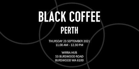Black Coffee - September 2021 tickets