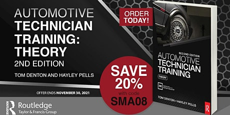 The Future of Automotive Technology and Training,  automotive professionals tickets