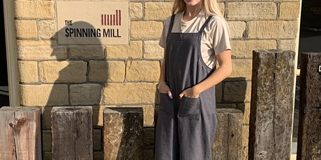 Dungarees in a day - School of Sew tickets