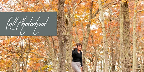 Fall Photoshoot in the Mountains tickets