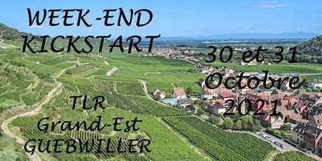 Week-End Kickstart TLR Grand-Est billets