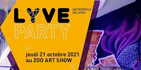 LYVE PARTY au Zoo Art Show billets