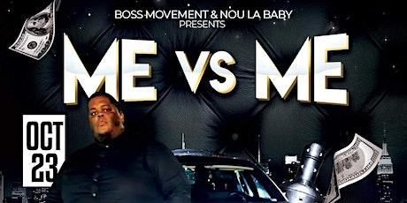 """DJ EQ 8th Annual  Birthday Bash """" ME VS ME"""" tickets"""