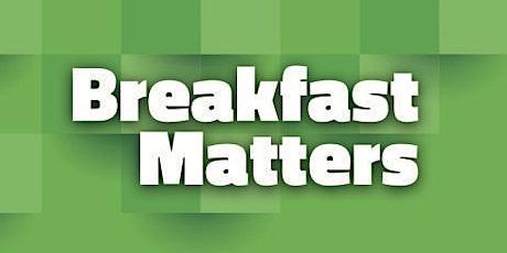 ASCC November Breakfast Matters tickets