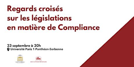 Regards croisés sur les législations en matière de Compliance billets