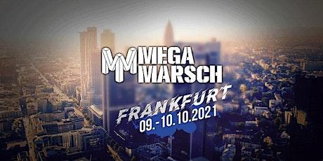 Megamarsch Frankfurt  2021 - neue Startgruppen billets