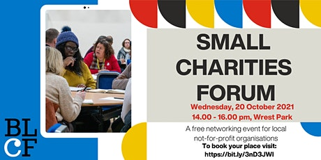BLCF Small Charities Forum - Plans for the Future tickets