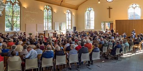 Kerkdienst op zondag 26 september 2021 tickets