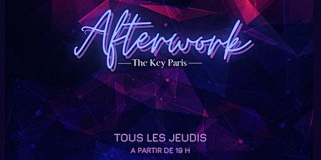 Afterwork The Key Paris billets