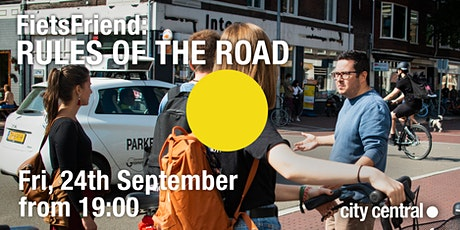 Fiets Friend: Rules of the Road tickets