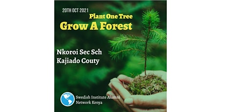 SIANK ANNUAL TREE PLANTING tickets
