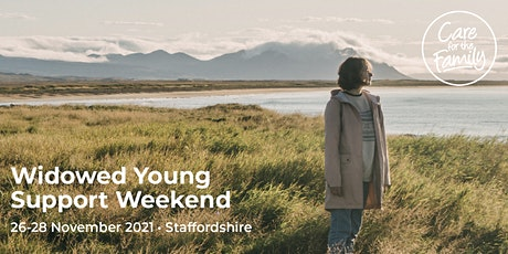 Widowed Young Support residential weekend tickets