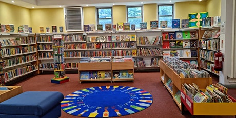 Baby Rhymetime At York Gardens Library tickets