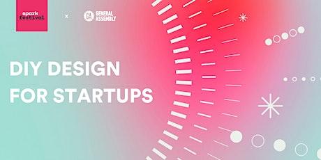 Spark Festival x GA: DIY Design for Startups tickets