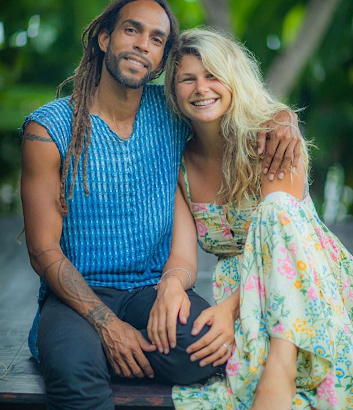FREE MEDITATION & YOGA NIDRA image