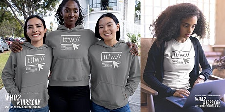 Learn About Tech Training For Women (ttfw://) tickets