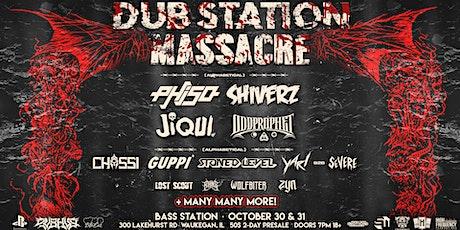 Dub Station Massacre ft. Shiverz, Phiso, Oddprophet, Jiqui + much more tickets