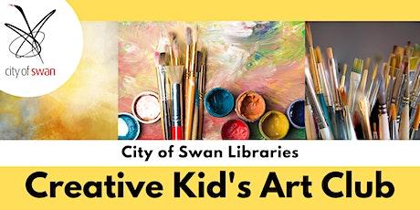 Creative Kids Art Club (Beechboro) tickets