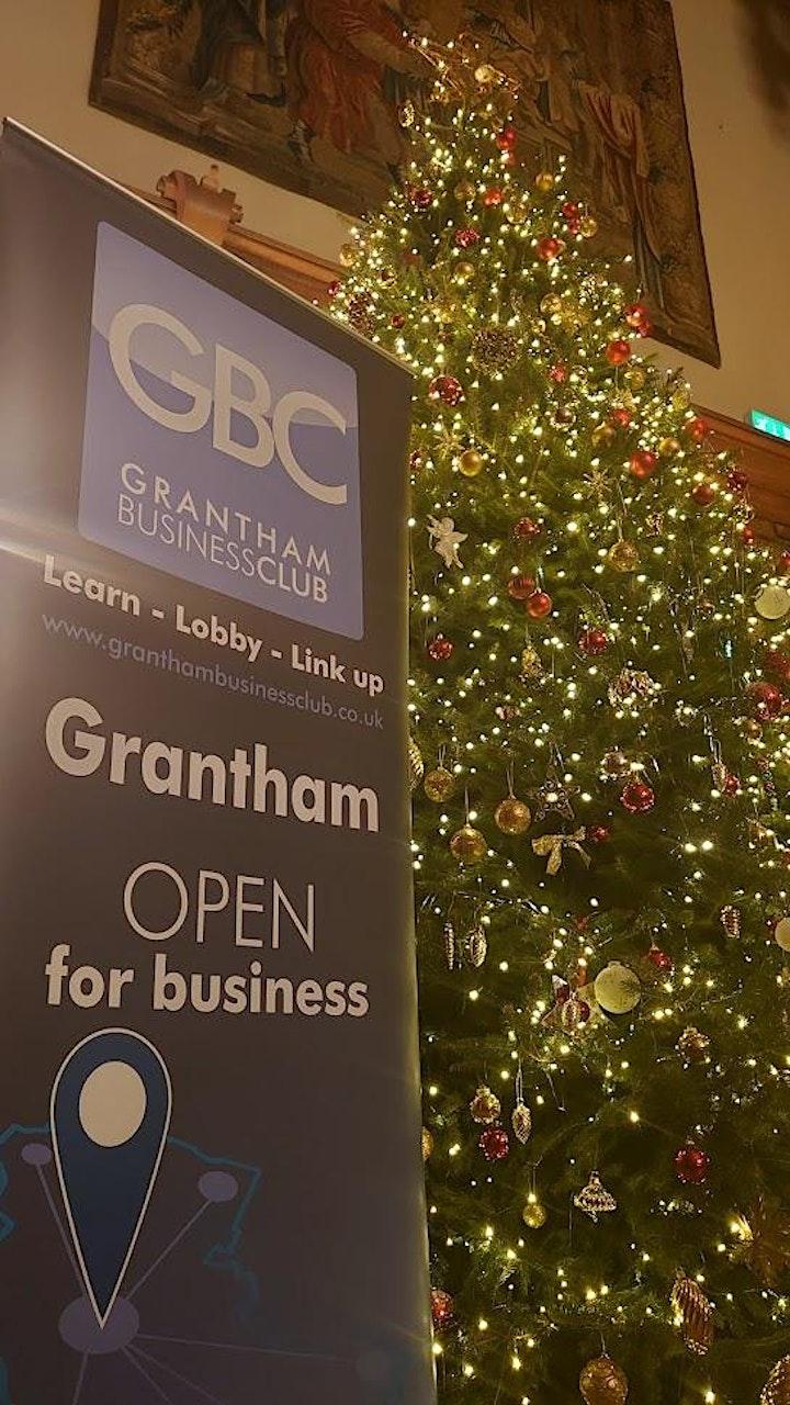 Grantham Business Club December Christmas Meeting image