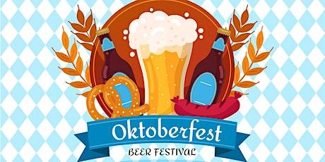 Oktoberfest på Café Bellevue! biljetter
