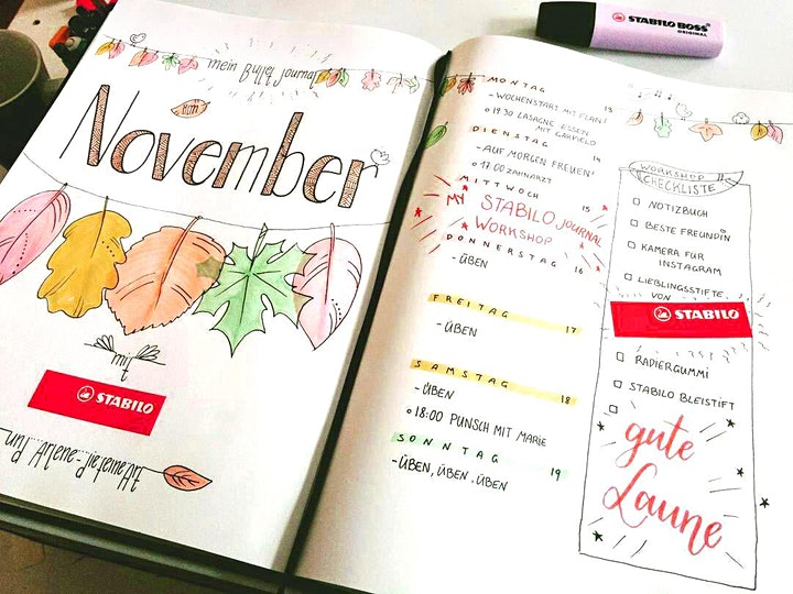 Bullet Journal - Quick Start Guide: Bild