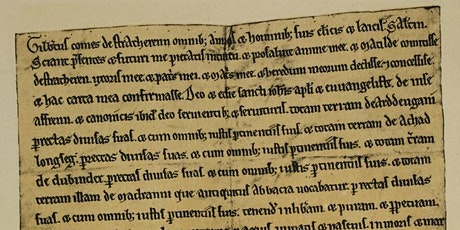 Scottish History Society lecture: The Charters of Inchaffray Abbey tickets