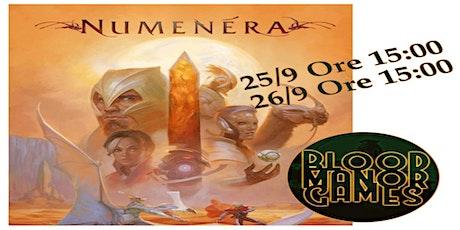 Sessione GDR di Numenera - Remo di Blood Manor Games al Giocacon 2021 biglietti
