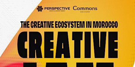The Creative Ecosystem in Morocco: Creative Jam billets