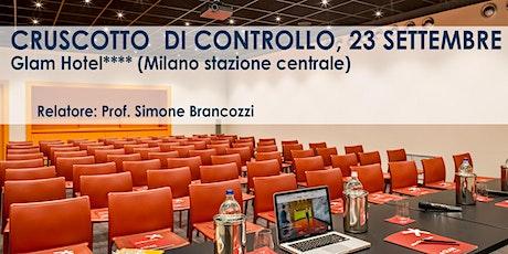 BOOTCAMP  CRUSCOTTO DI CONTROLLO, in aula a Milano 23 settembre biglietti