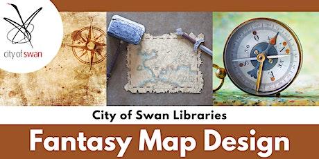 Fantasy Map Design (Ballajura) tickets