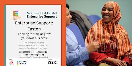 Enterprise Support: Easton tickets