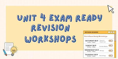 Happy Brain Education's Unit 4 Exam Ready Series! tickets