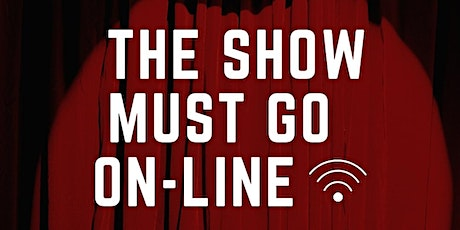The Show Must Go Online - The Rewatch! tickets