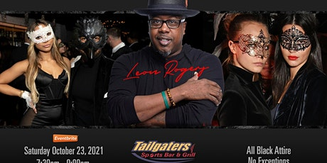 Black Attire Masquerade  Ball & Comedy Show with Leon Rogers & Friends tickets
