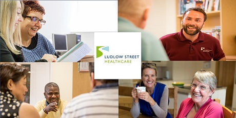 Ludlow Street Healthcare: Recruitment Open Day tickets