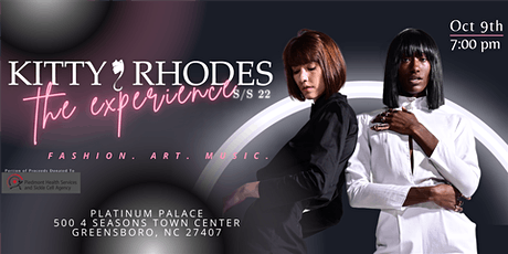 Kitty and Rhodes Presents: The Experience S/S 22 tickets