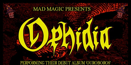 Ophidia Album Release Party tickets