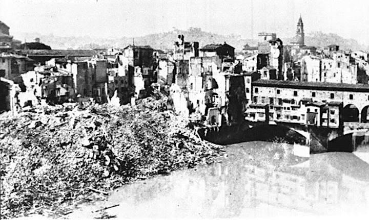 Immagine Firenze e la Seconda Guerra Mondiale