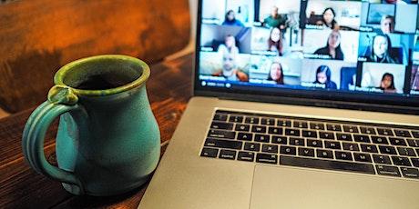 Volunteer Leaders Virtual Coffee & Chat tickets