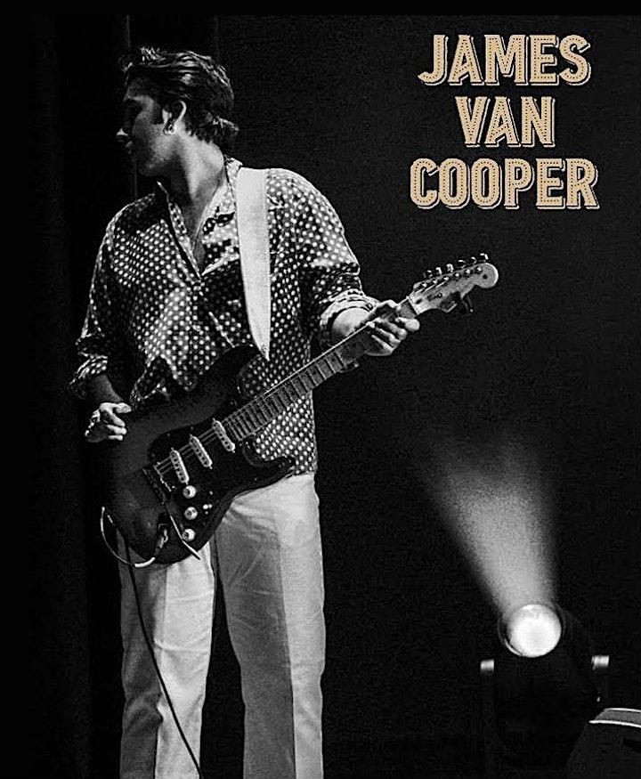 James Van Cooper -   The Victoria Bathurst  20/11/21 image