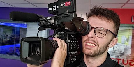 TV & Film Crew Workshop tickets