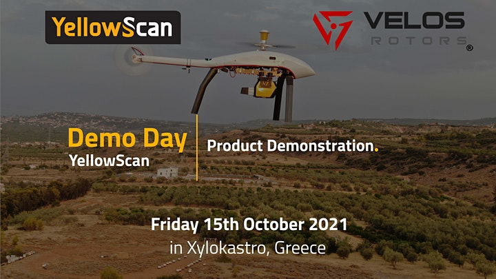 Demo Day  | October 15th, 2021 - Greece image