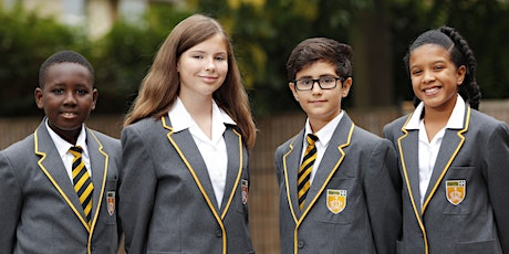 Open Evening Tuesday 5th October 2021 6.45pm talk tickets