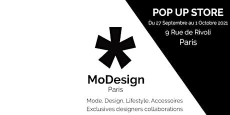 Maison Mai x MoDesign Paris Espace Ephémère tickets