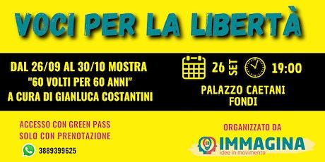 Voci per la Libertà - Amnesty International biglietti