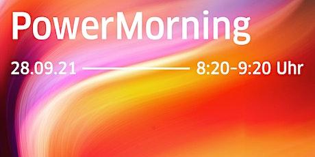 Power Morning - Talkreihe zu Sexismus & Medien Tickets